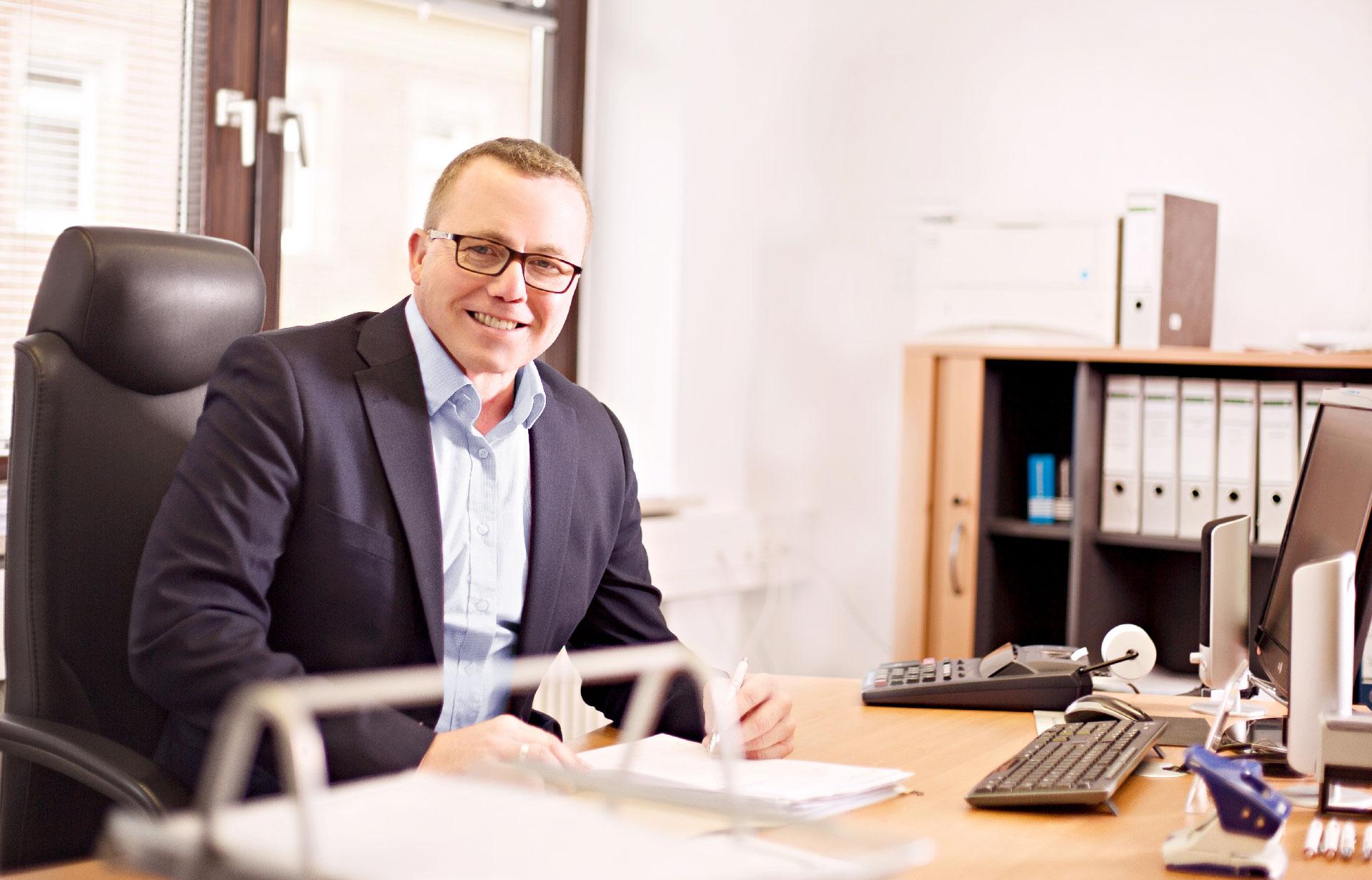 Peter Gemeinhardt, Ihr Steuerberater in Bayreuth